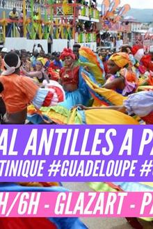 Bal Afro-Latino à La Villette spécial Carnaval aux Antilles !