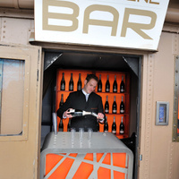 Bar à champagne de la Tour Eiffel