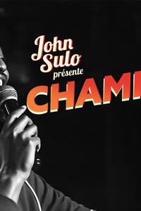 JOHN SULO - Le Point Virgule - du dimanche 26 septembre au dimanche 26 décembre