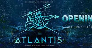 Atlantis x Events2gether Paris