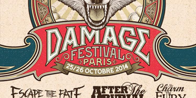 Damage festival jour 2