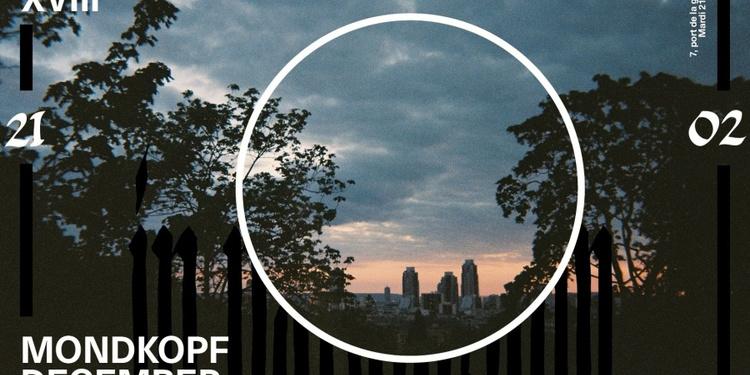 IPXVIII : MONDKOPF + DECEMBER + SAÅAD