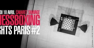 Chessboxing Fights Paris #2
