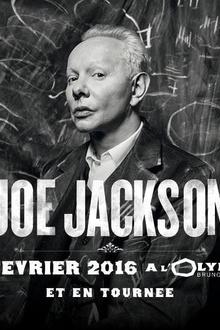 Joe Jackson en concert
