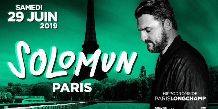 Solomun in Paris