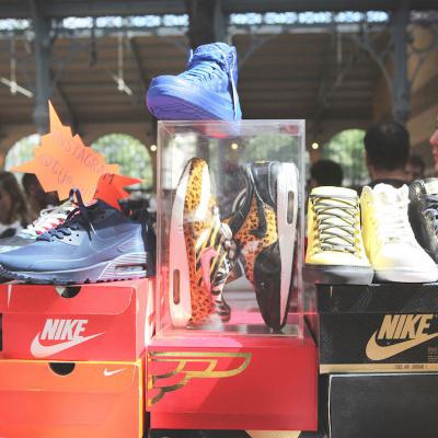 Sneakers Event #7 : les sneakers de retour au Carreau du Temple
