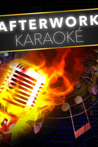 afterwork karaoke - California Avenue - mardi 24 novembre