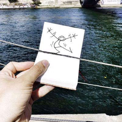 Elyx sur les Berges de Seine : participez au projet street art !