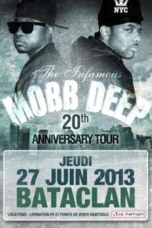 Annulé - Mobb Deep