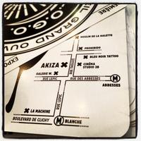 Akiza : La Galerie