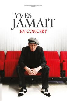 Yves Jamait (et ses invités) en concert