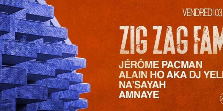 ZIG ZAG FAMILY