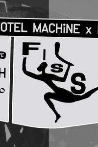 Motel Machine x Fissa : Issam, Gan Gah, ڭليثرGlitter٥٥ - Machine du Moulin Rouge - du ven. 30 août au dim. 01 sept.
