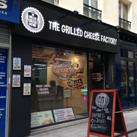 The Grilled Cheese Factory Montorgueil
