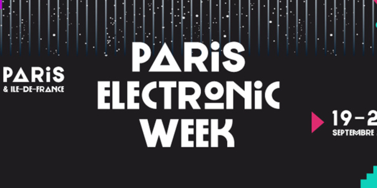Paris Electronic Week 2015