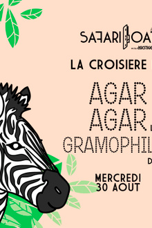 La Croisière Safari d'Agar Agar