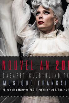 Nouvel an 2019 au cabaret