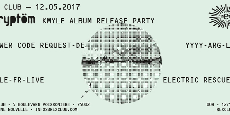 Skryptöm Kmyle Album Release Party w/ Answer Code Request, YYYY live, Kmyle live, Electric Rescue
