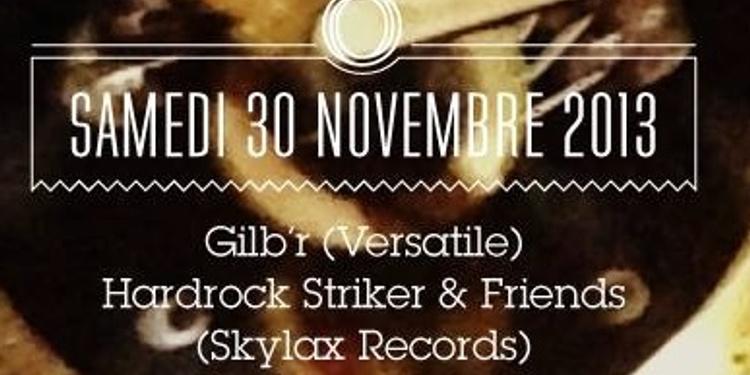 Le bababoum & Skylax with Gilbr, Hardrock Striker, Garage Shelter