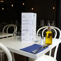 Mozzato, Comptoir à Mozzarella