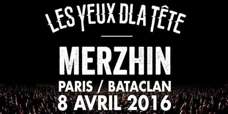 Annulé - Merzhin + Les Yeux d'la tete en concert