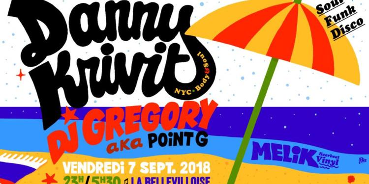 Free your funk : danny krivit & DJ Gregory
