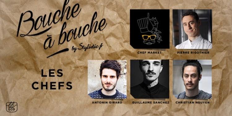 Festival Bouche à bouche by Stylistic