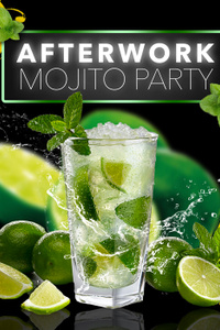 afterwork mojito party - California Avenue - du jeudi 10 juin au vendredi 11 juin