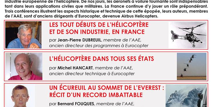 L'hélicoptère en France, des origines à nos jours