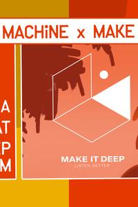Motel Machine x Make It Deep : Baltra, LB aka LABAT - Machine du Moulin Rouge - samedi 20 juillet