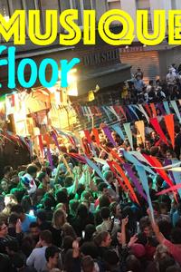 Fête de la Musique : Géant dancefloor - California Avenue - dimanche 21 juin