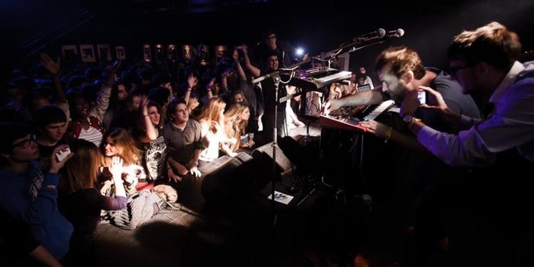 THE SUPERMEN LOVERS en concert