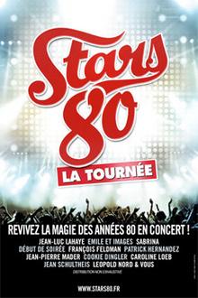 Stars 80 - la tournee