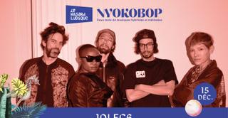 10LEC6 X NYOKOBOP