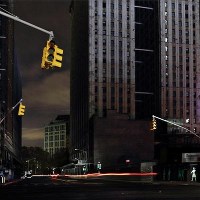 New York in Black : une expo irréelle à la galerie de l'Europe