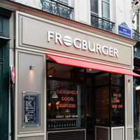 Frogburger - Saint-Michel