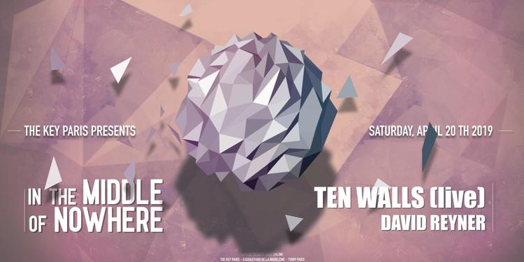 The Key Paris presents: Ten Walls (Live)!