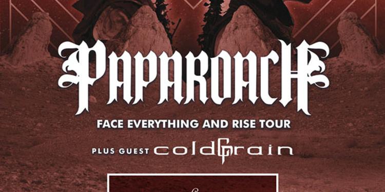 Annulé - Papa Roach en concert