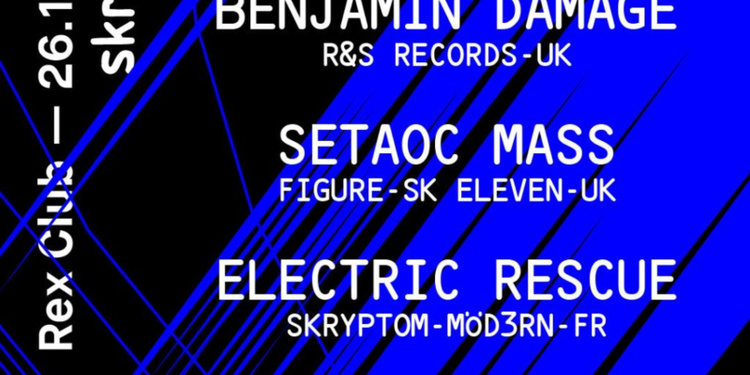 Skryptom: Benjamin Damage, Setaoc Mass, Electric Rescue