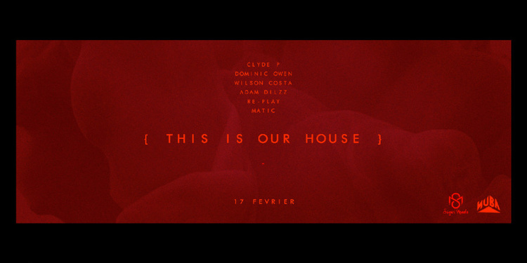 This is our House w/Clyde P ( CUFF ) , Dominic Owen