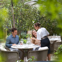 Le Camélia - Restaurant du Mandarin Oriental