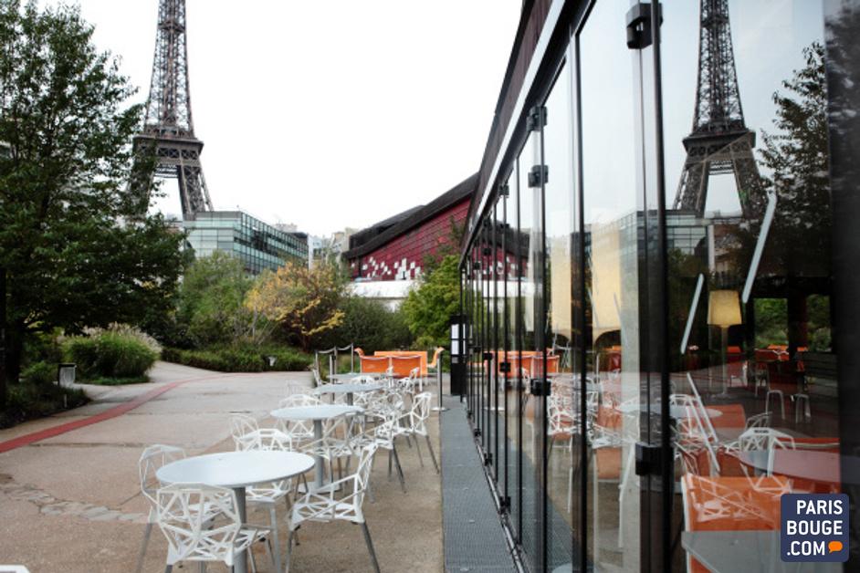 le caf branly du mus e du quai branly paris restaurant. Black Bedroom Furniture Sets. Home Design Ideas