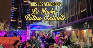 LA NOCHE LATINO CALIENTE SUR LES TOITS DE PARIS (GRATUIT / TERRASSE GÉANTE / ROOFTOP / MOJITOS)