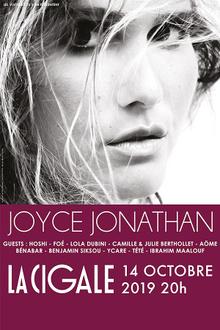 JOCYE JONATHAN