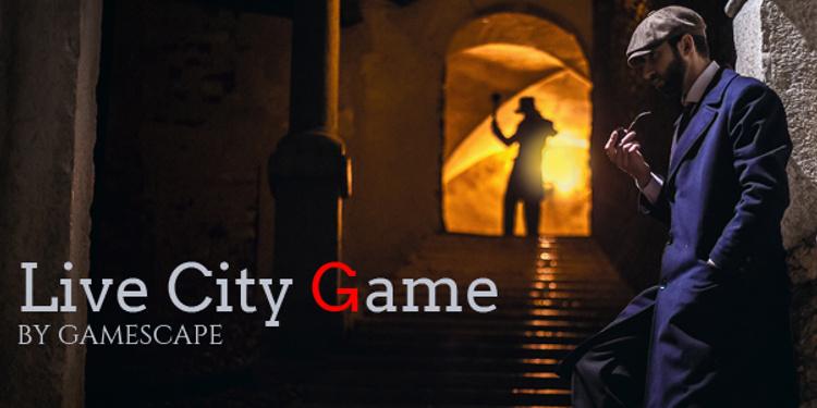 La Disparition de Watson - Live City Game