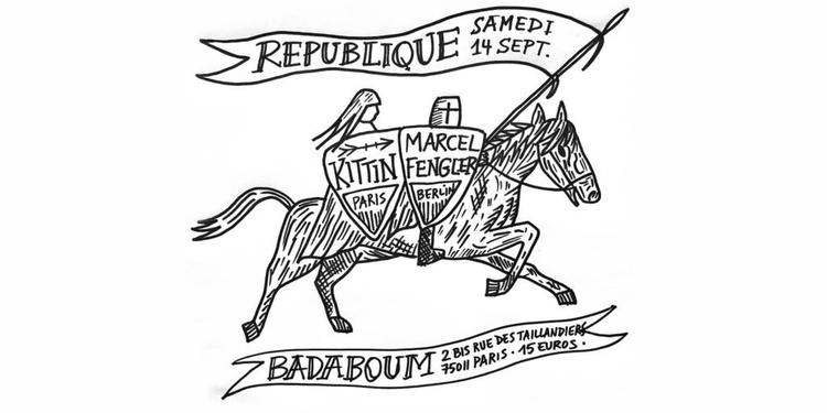 République • Kittin & Marcel Fengler