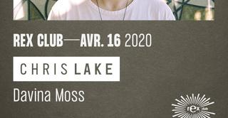 Rex Club Présente Chris Lake & Davina Moss