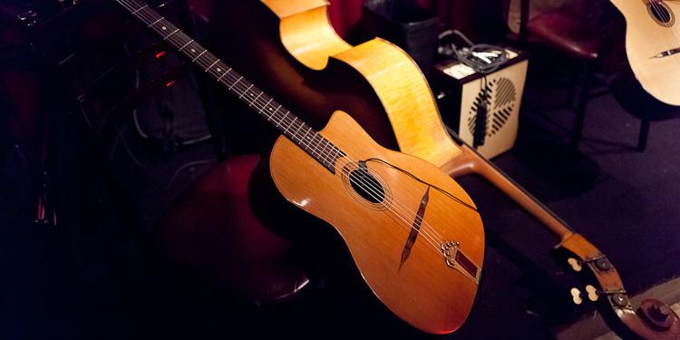 La Jam session Manouche de William BRUNARD