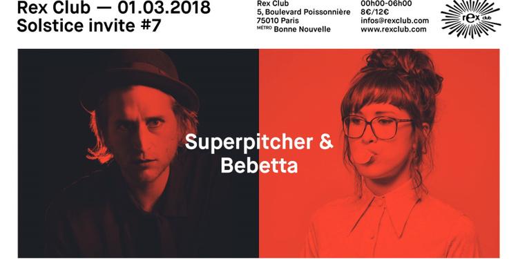 Solstice invite #7 - Superpitcher & Bebetta