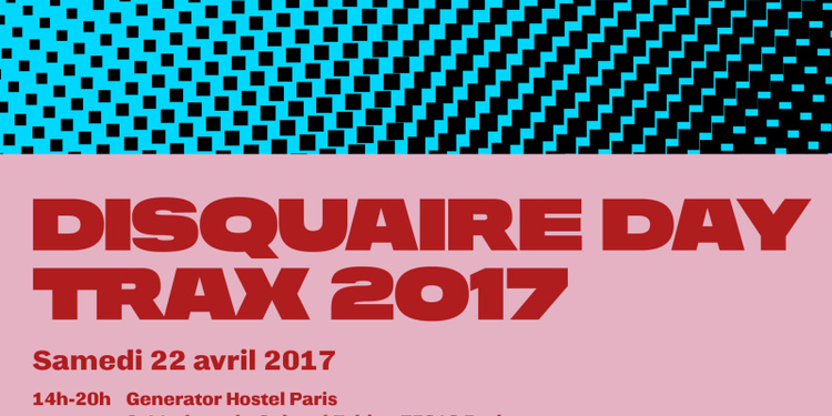 After Party Trax Disquaire Day 2017